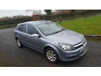 2005 vauxhall astra 1.6 petrol full year mot excellent condition