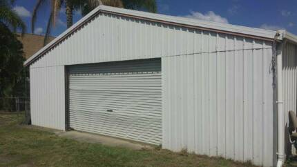 Secure central located storage shed for rent in Kedron 100m2