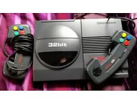CD32 & games