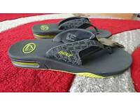 New Reefs sandals size 10 men shoes beach holiday