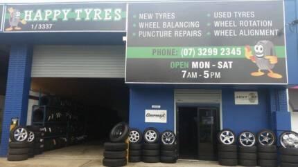 Happy Tyres