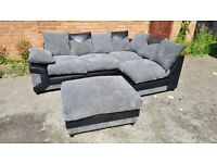 📦📦 NEW SEAL PACK ✔✔ DINO JUMBO CORDED CORNER SOFA OR 3+2 SOFA SET AVAILABLE NOW IN STOCK