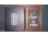 MXR Super Comp Compressor Pedal