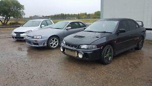 1997 Mitsubishi evo gsr