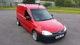 Vauxhall combo Quick sale needed £2000 ovno