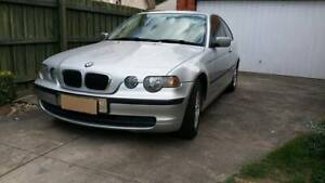 2002 BMW 316ti Coupe
