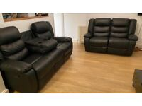 �BEAUTIFUL Excellent Quality CHICAGO RECLINER 3+2 SEATER SOFA � Grand Sale Offer With 1year Warranty
