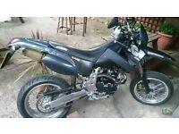 KTM 640 LC4 SUPER MOTO