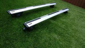 Thule wingbars x2