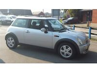 Silver Mini One for Sale