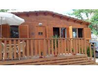 2 bedroom Wooden Chalet in Benidorm (sleeps 6)