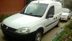 2007 Holden Combo Van/Minivan Seymour Mitchell Area Preview