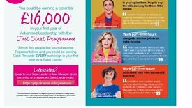 Start earning with Avon
