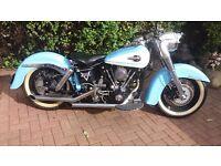 CLASSIC 1977 HARLEY DAVIDSON SHOVELHEAD 1340