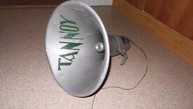 Large Old Tannoy horn speaker