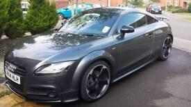 Audi TT 2.0 TFSI S-Line Black Edition