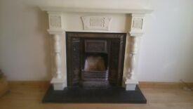 fireplace respraying