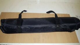 SELF INFLATING CAMPING ROLL MAT/PAD INFLATABLE BED SLEEPING MATTRESS +BAG