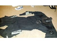 Northern Diver Drysuit used, good condition