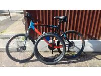 massive saving calibre crag mountain bike