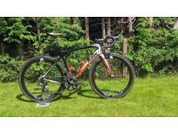 KTM Revelator 5000: Carbon Wheelset + Ultegra Di2 (Race Bike)