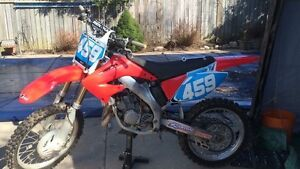 MINT CR125 FOR SALE/TRADE FOR 250
