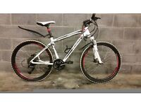 FULLY SERVICED SPECIALIZED HARD ROCK SPORT MOUNTAIN BICYCLE WITH HYDRAULIC BRAKES