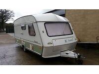 Abi Jubilee Pioneer 4 Berth Caravan
