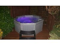 ** London hot tub hire **