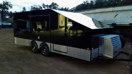 Toy Haulers, Race / Show Car & Go Kart Trailers