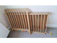 Baby cot and matress for FREE
