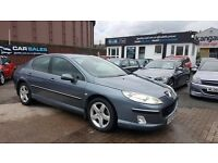 """BARGAIN"" PEUGEOT 407 SV 2.0 (2006) - SALOON - LONG MOT - 2 KEYS - CLEAN CONDITION - HPI CLEAR!"