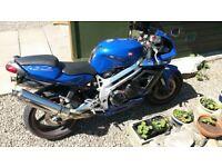 **price dropped** Aprilla SL Falco. 2002 model. 1000cc. 30K miles. **Nice BIKE**