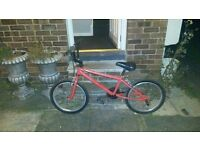 bmx bike fully serviced full brake system fitted back n front today good condition collect wakefield