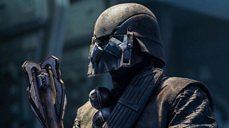 "Star Wars IV Screen Used Thermal Detonator, Knights of Ren ""Ushar"""