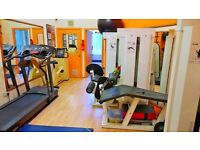 ***GLASGOW Personal Trainer in PRIVATE 121 GYM***