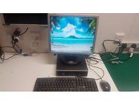 SMALL I3 DESKTOP PC WITH WIFI