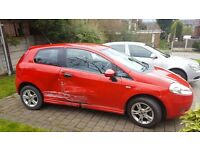 Fiat punto spares/repairs still driving