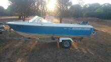 Haines Signature 1550R with Evenrude 90HP outboard Lyndoch Barossa Area Preview