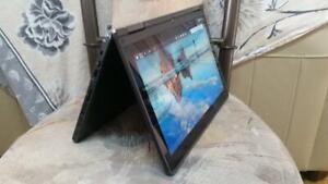 Yoga Lenovo ThinkPad 2 in 1 TouchScreen 8gb ram Intel Core i7 UltraBook Slim Fast and LightWeight 240gb SSD $375