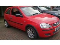 04 Vauxhall Corsa 1.0 for parts or repair