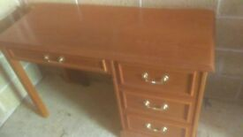 DESK / DRESSING TABLE - FREE DELIVERY