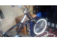 imported chopper bike