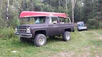 1980 jimmy 4x4 super clean drives likes new SOLD!!!!!!!!!