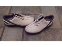 Boys Foot Jot Golf Shoes - Size 3