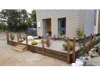 Elm Services is a independent landscape gardener