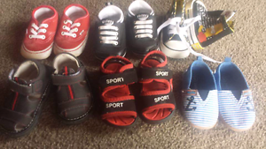 baby boys size 3/4 shoes Port Sorell Latrobe Area Preview