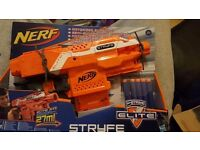 Nerf stryfe brand new in box