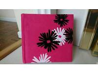 New photo album worth £40 for pictures digital camera slr dslr photography Christmas gift