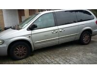 Chrysler Grand Voyager For Sale